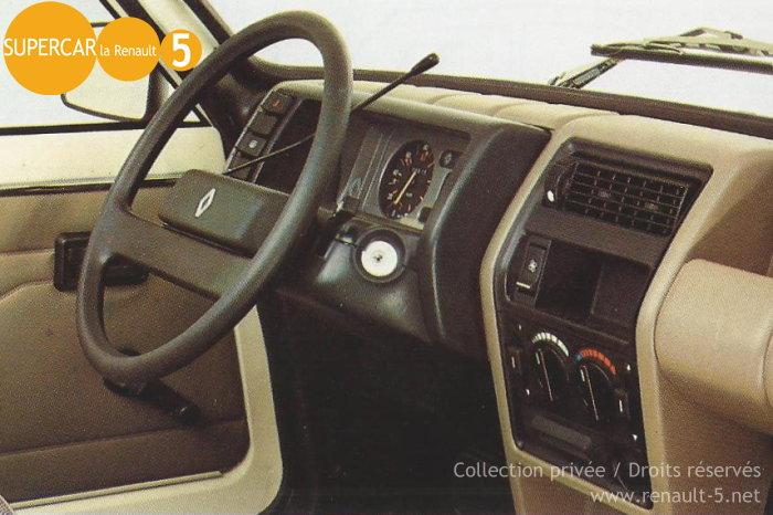 Renault 5 auto ecole tout sur la renault 5 for Reglement interieur auto ecole