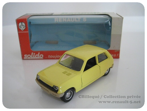 Renault 5 Solido
