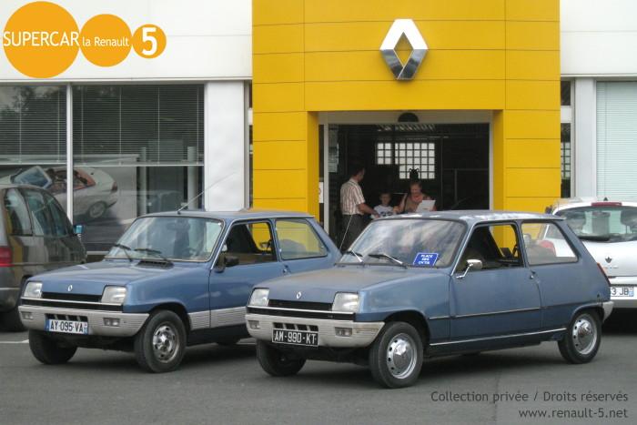 Rallye touristique or lans 2011 for Renault orleans garage