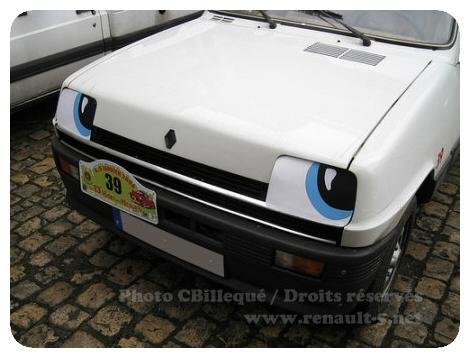 Le Raid Des Neiges 2008 Renault 5 R5