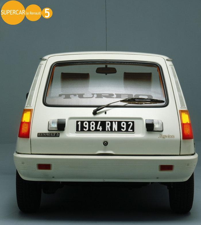 R5 Laur U00e9ate Turbo 85    Tout Sur La Renault 5